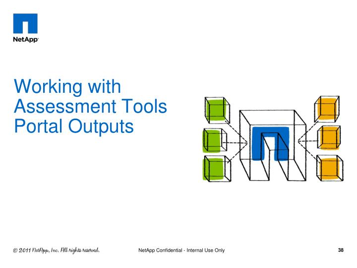 Working with Assessment Tools Portal Outputs