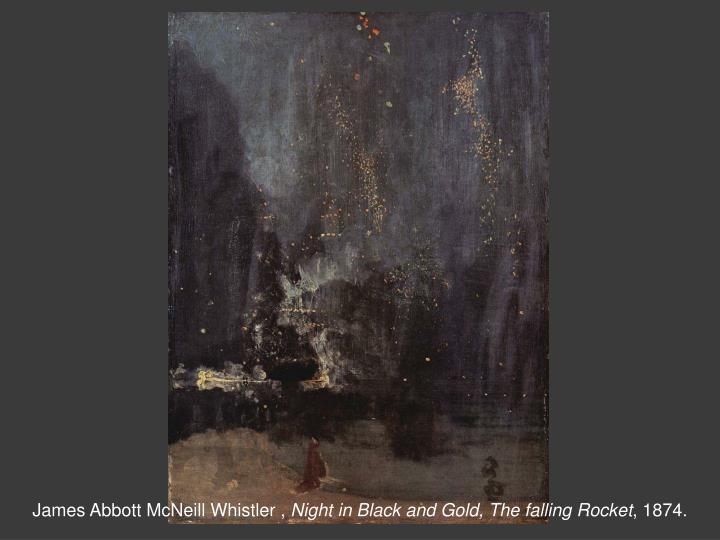 James Abbott McNeill Whistler ,