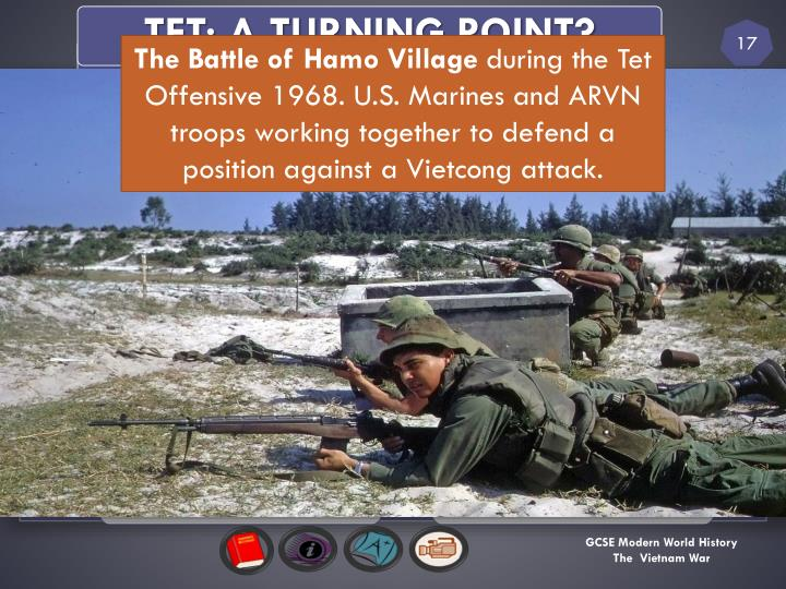 TET: A TURNING POINT?