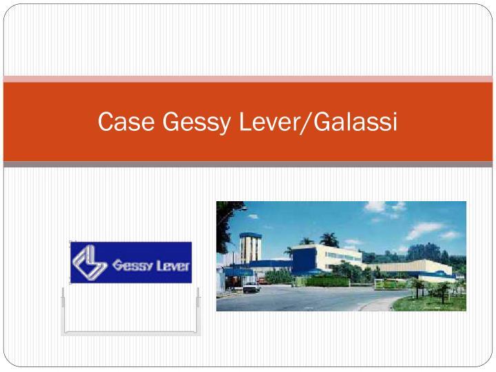 Case Gessy