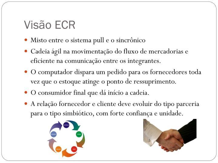 Visão ECR