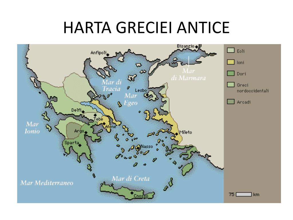 Ppt Grecia Antic ă Powerpoint Presentation Free Download Id