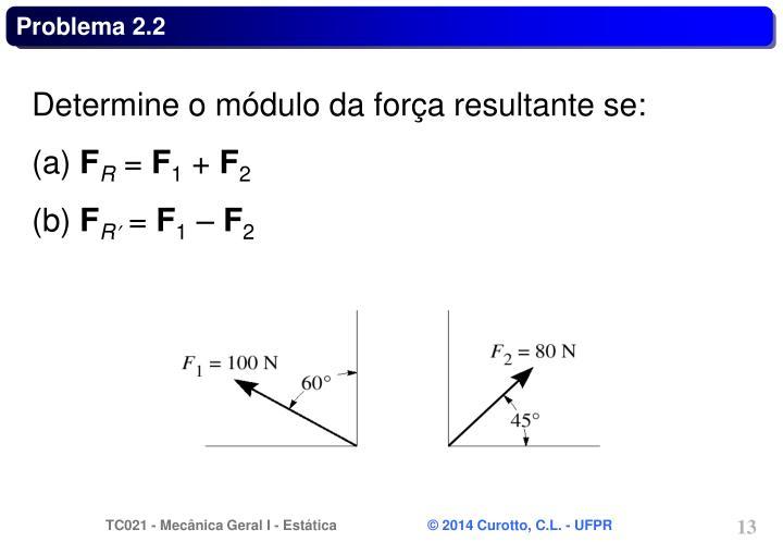 Problema 2.2