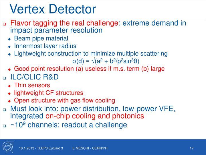 Vertex Detector