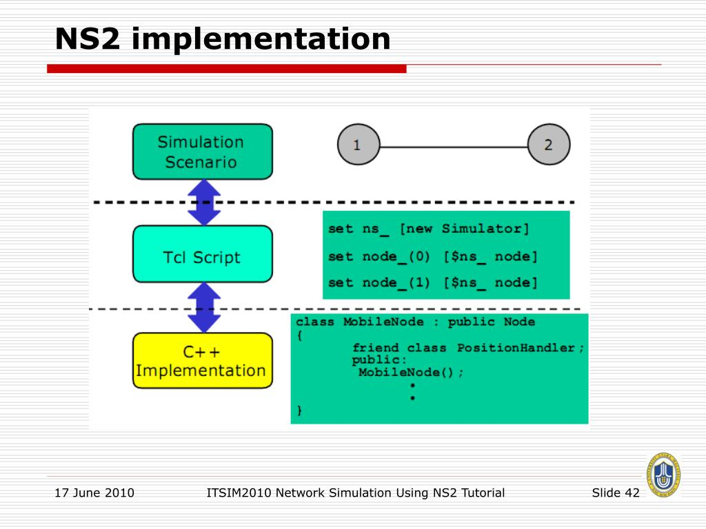 PPT - Network Simulation Using NS2 PowerPoint Presentation