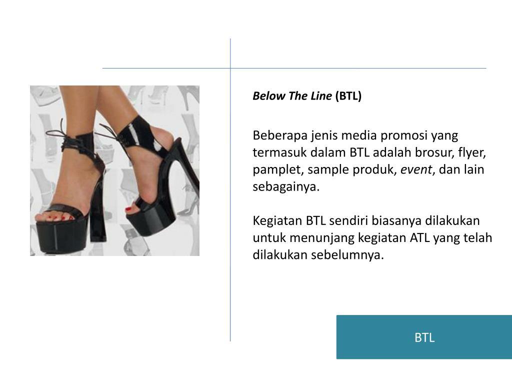 Ppt Atl Btl Powerpoint Presentation Free Download Id 3157295
