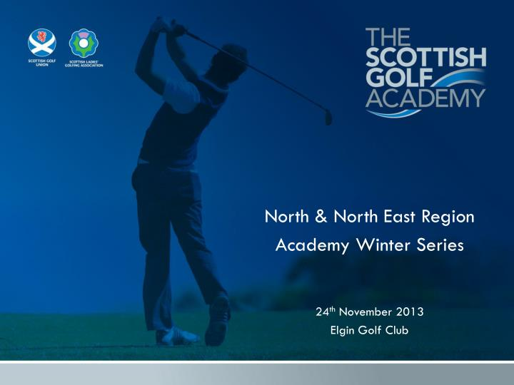 North north east region academy winter series