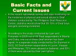 basic facts and current issues1