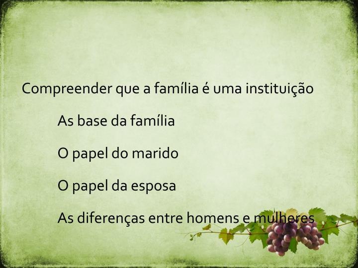 Compreender