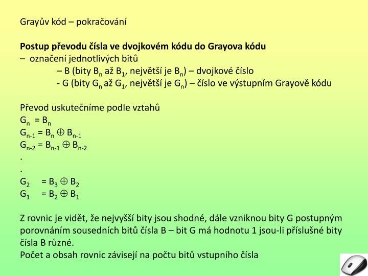 Grayův
