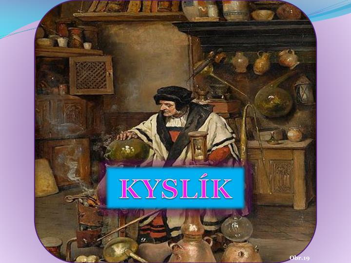 Kysl k