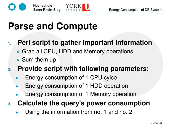 Parse and Compute