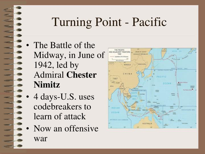 Turning Point - Pacific
