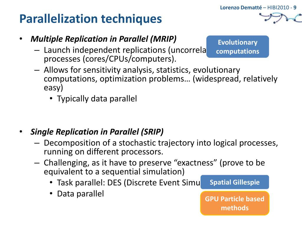 PPT - Parallel particle-based reaction diffusion: a GPU