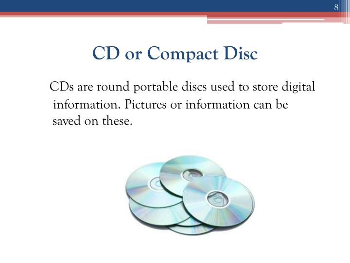 CD or Compact