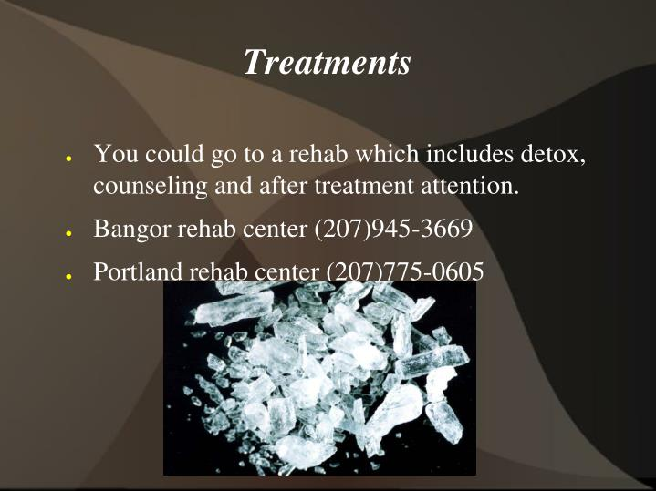 You could go to a rehab which includes detox, counseling and after treatment attention.
