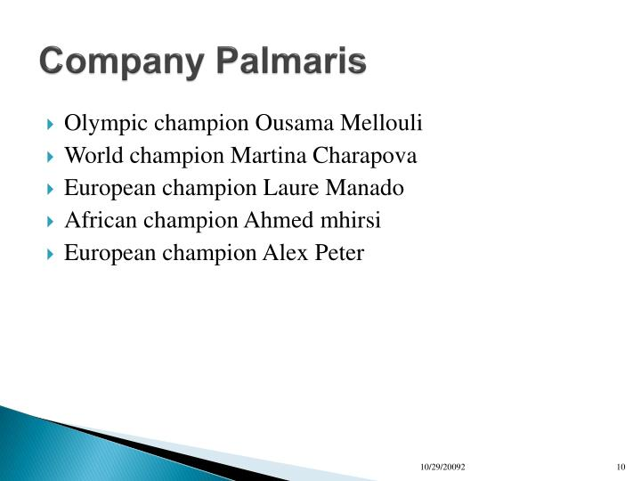 Company Palmaris
