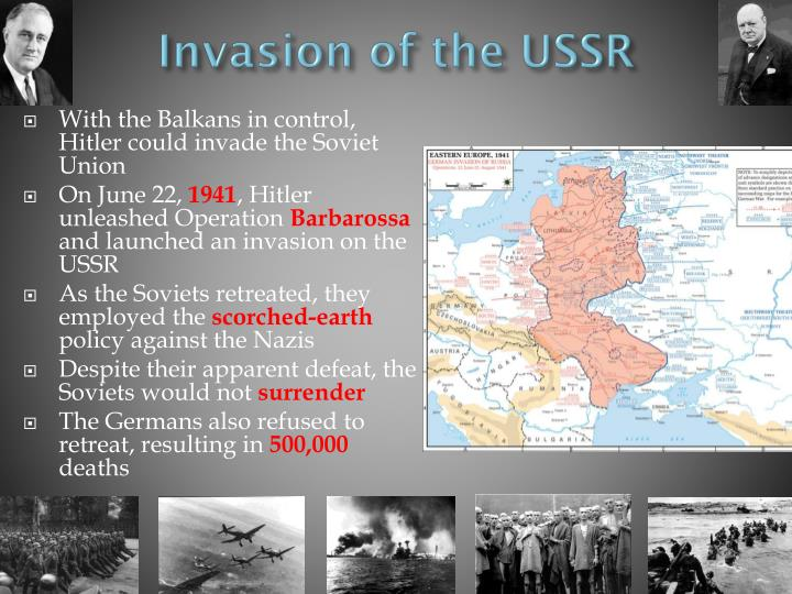 Invasion of the USSR