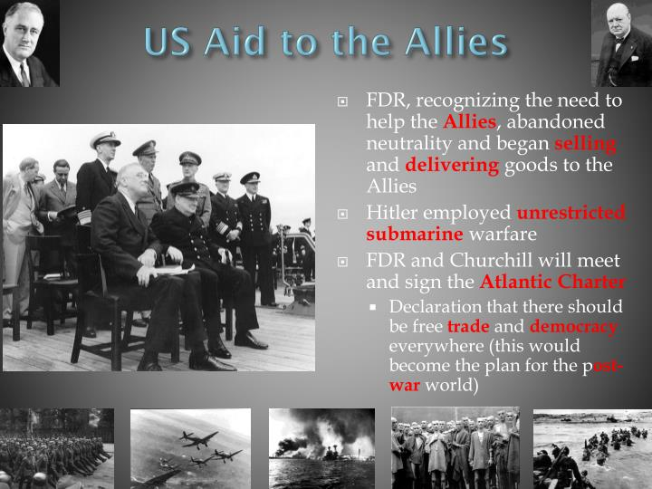 US Aid to the Allies