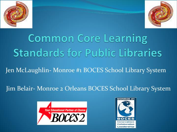 common core learning standards for public libraries n.