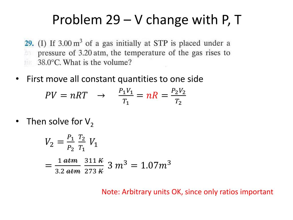 PPT - Ideal Gas Law PowerPoint Presentation - ID:3177189