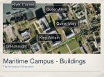maritime campus buildings