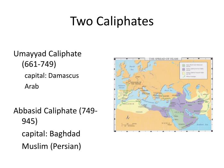 Two Caliphates
