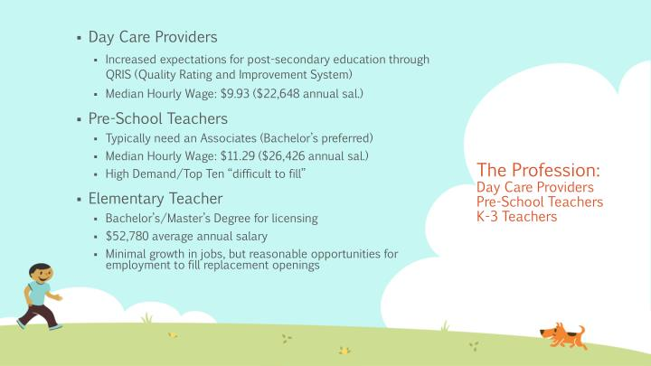 Day Care Providers