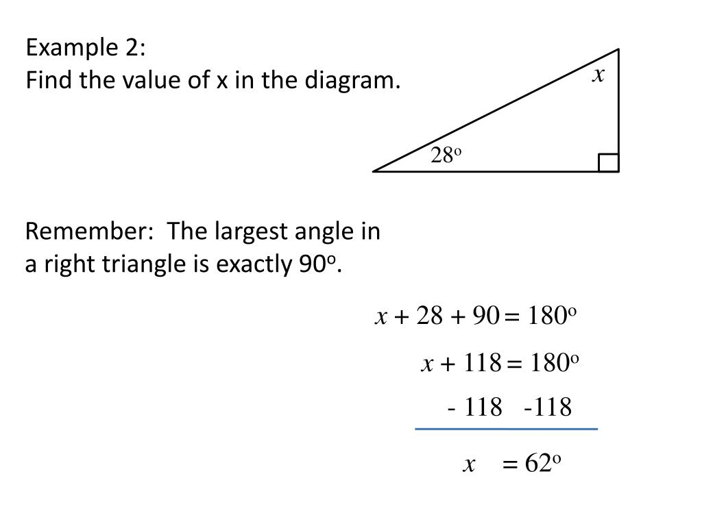PPT - Interior Angles of a Triangle PowerPoint Presentation - ID:3180456