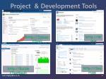 project development tools