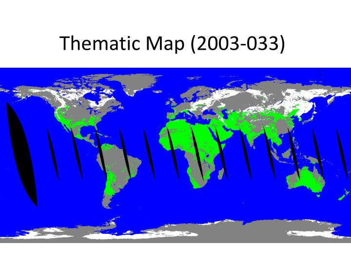 Thematic map 2003 033
