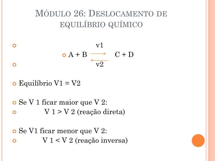 Módulo 26: