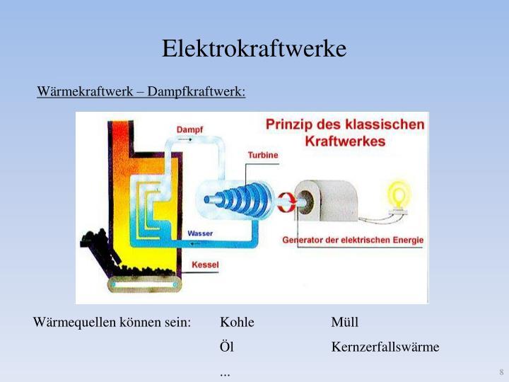 Ausgezeichnet Kessel Wärmekraftwerk Ideen - Die Besten Elektrischen ...