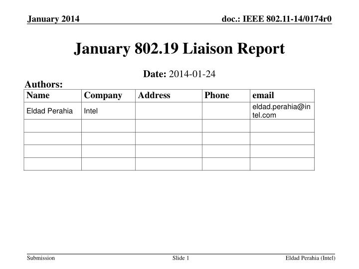 january 802 19 liaison report n.