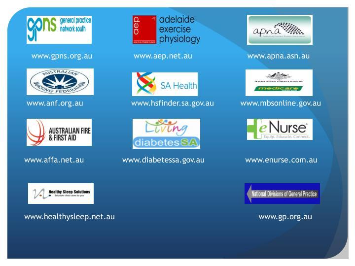 www.gpns.org.au
