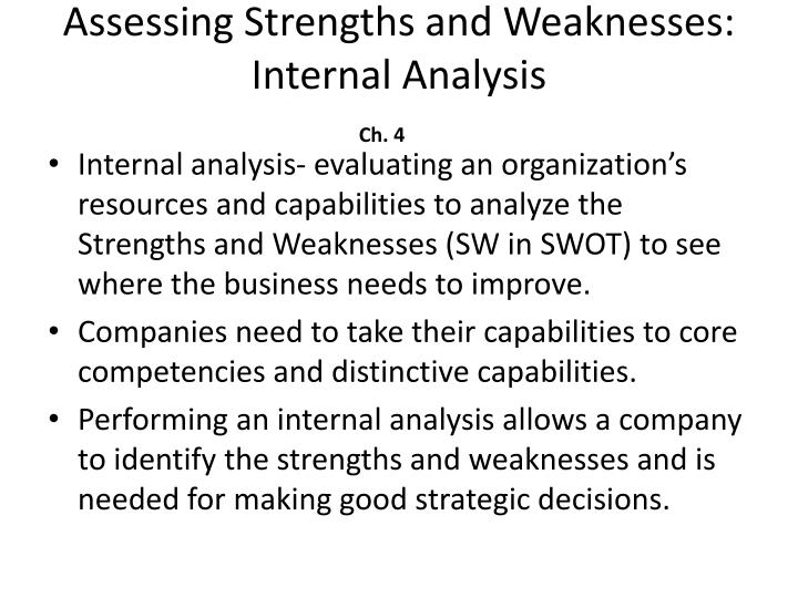 a personal assessment of strengths and competencies Introduction to the devereux student strengths assessment (dessa) by paul lebuffe, valerie shapiro, and jack naglieri description of the dessa the dessa is a 72-item, standardized.
