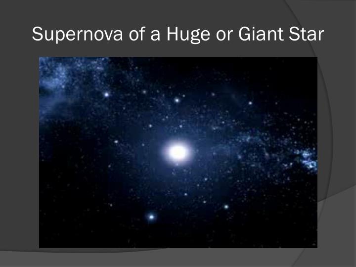 starry supernova - photo #39