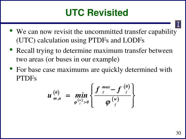 UTC Revisited