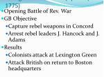 lexington and concord april 19 1775