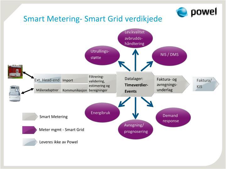 Smart Metering- Smart Grid