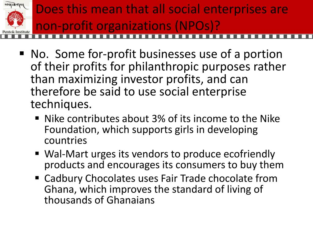 PPT - Social Enterprise in China PowerPoint Presentation