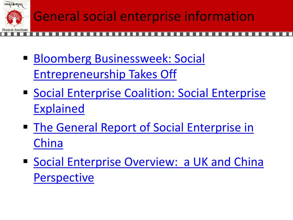 PPT - Social Enterprise in China PowerPoint Presentation - ID:3191977
