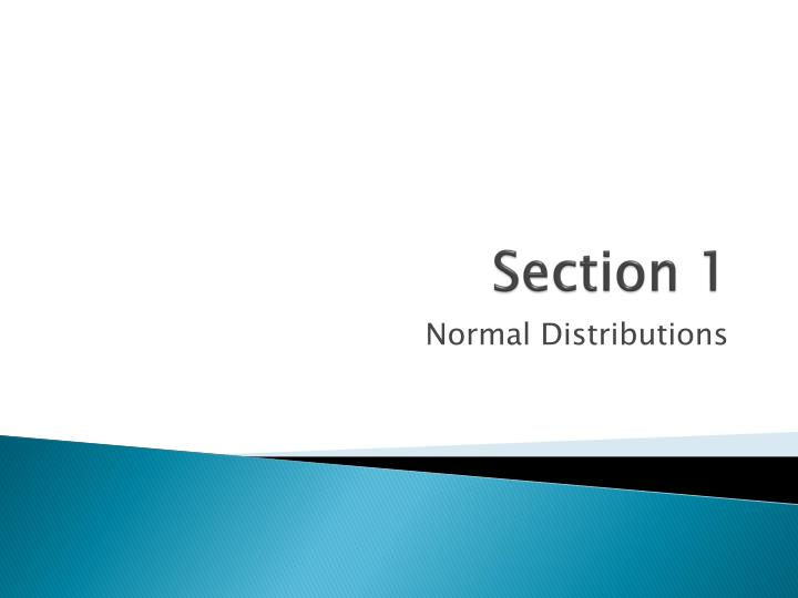 section 1 n.