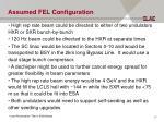 assumed fel configuration