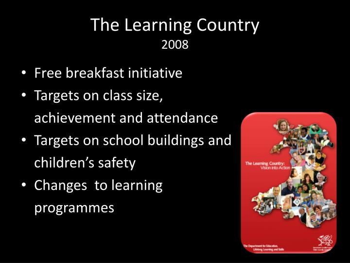The Learning Country