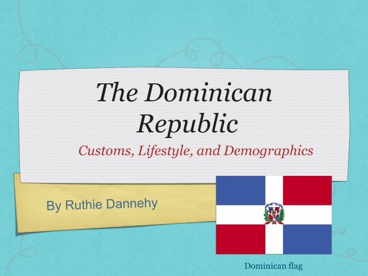 the dominican republic n.
