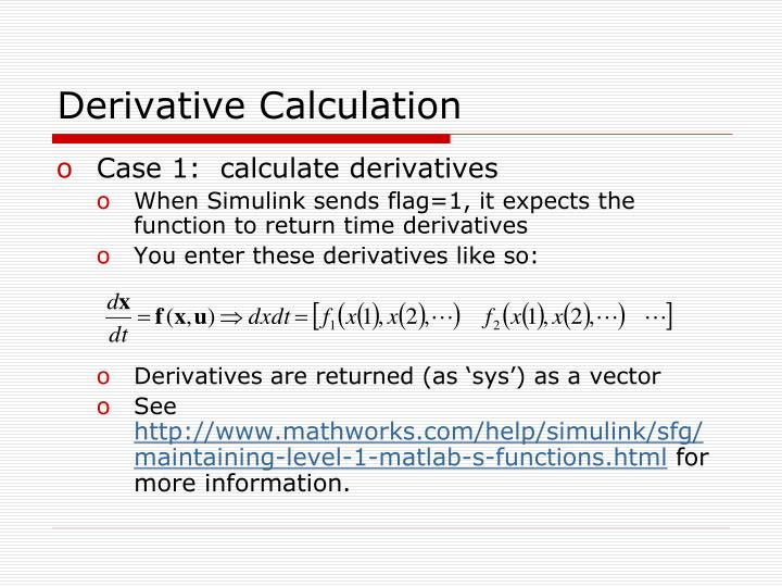 derivative and calculus book Numerical methods for fractional calculus presents numerical methods for fractional integrals and fractional derivatives, finite difference methods for fractional.