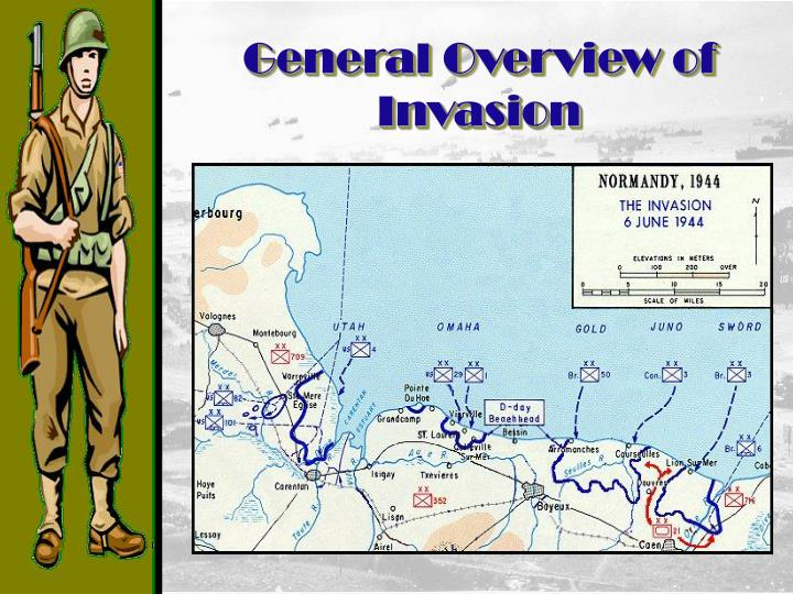 General Overview of Invasion