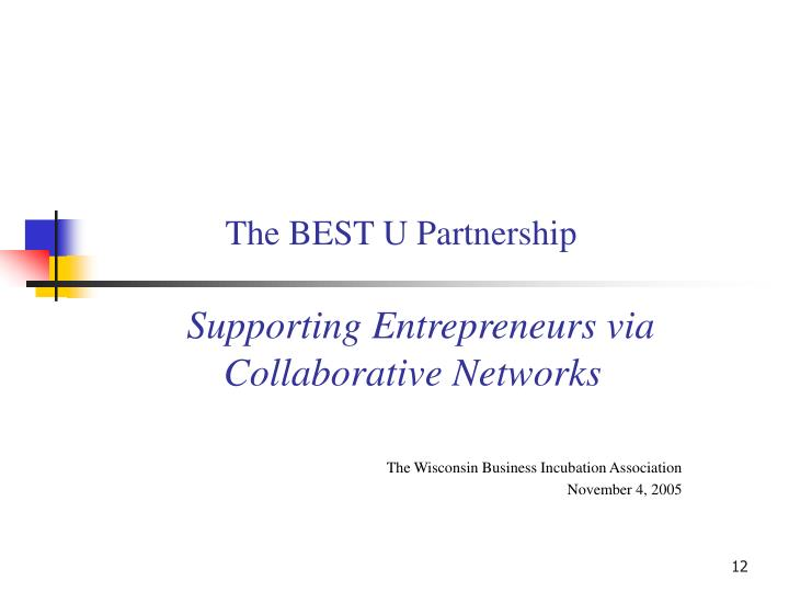 The BEST U Partnership