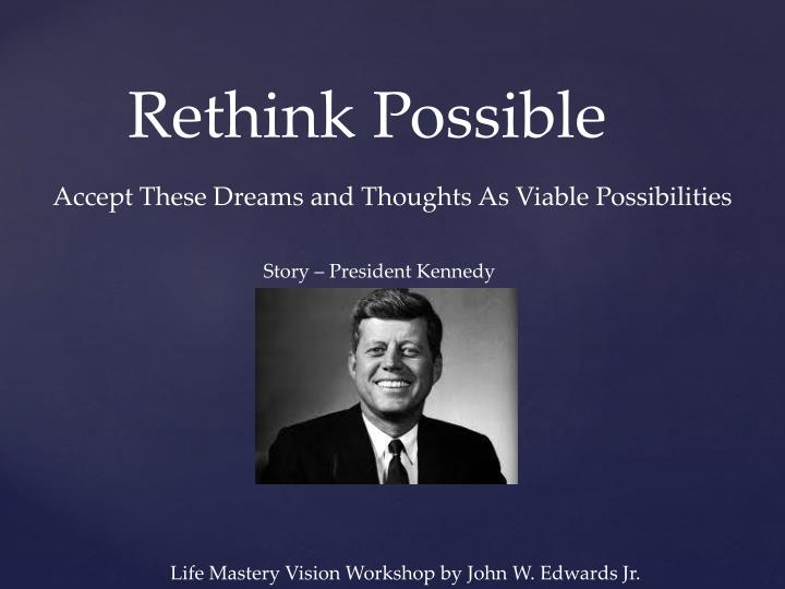 Rethink Possible